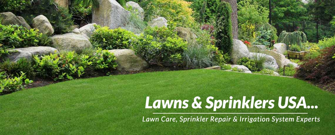 Sprinkler Repair Lawn Care Services Lawns And Sprinklers Usa